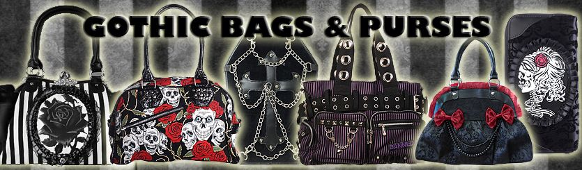 Gothic Bags & Purses